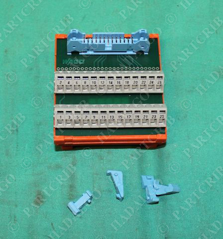 Wago 50036730 I.D.C. Interface Punch Down Wire Module 26 Pin 1905 92566 NEW