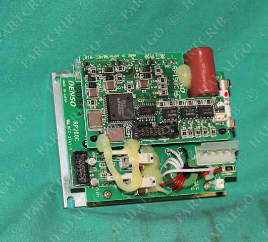 Denso MEC-37AV-0  PC Board w/ Fuji 6MBI15L-060 Module RP200C 18A0058 RP198C NEW