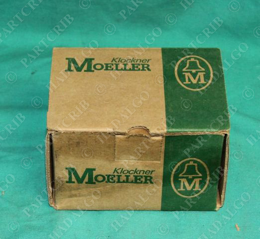 Klockner Moeller DIL0M Contactor 15hp 120v 35a NEW DIL M 22