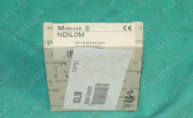 Klockner Moeller NDIL0M N DIL 0M Neutral Conductor NEW