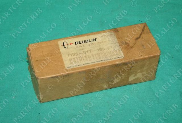 Deublin 1108-011-195 Union M16 X 1.5RH (18mm) PLT NEW