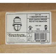 Edwards Explosion Proof Rotating Beacon 116EXMRINHR-N5