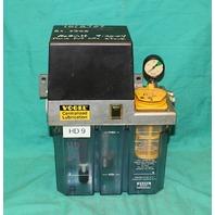 Vogel MKU-2-KW3-10003 Automatic Oil System Lube Lubricator Gear Pump 30bar