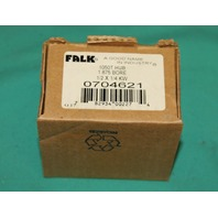 "Falk 1050T Hub 1.875"" bore 1/2x1/4 KW 704621 connector"