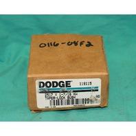 Dodge 119115 Taper-Lock Bushing 2517 X 1-7/16 KW 1.4375 NEW