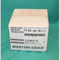 Boston Gear F710-30-B4-J Speed Reducer Box 51863-37 42CZ NEW