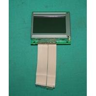 Denso, 410106-0110, LCD Screen Display Teach Pendant JRC Panel Truly MCG12864C2
