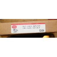 Fireye, EUVS4, Self-Check Amplifier for 45UV5-1007/8/9  NEW Sealed