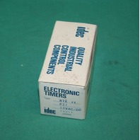 Idec, RTE-P21, Electronic Timer Relay 24 V AC/DC NEW