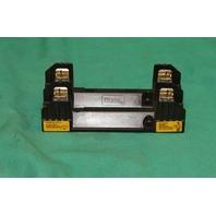 Buss R60030-2PR 10-18awg Copper cu 600v 30a Fuse Holder Double 2 Two Fuseholder