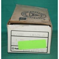 "Appleton 1-1/4"" Aluminum Form 85 Conduit Outlet Body LB125-A NIB"