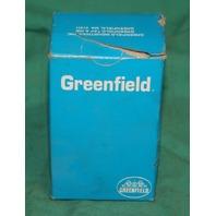 Greenfield 3 PCS NEW NPSI Dryseal 4FL STR Pipe
