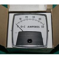 Yokogawa panel meter DC amperes 250 250300NTNT transcat