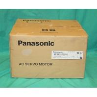 Panasonic, MFMA552D5V3, Nachi AC Servo Motor 5.5kW NEW