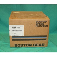 Boston Gear Speed Reducer Box Mounting Bracket X231-11VK Flange Flanged Reducer