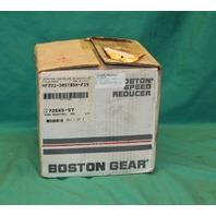Boston Gear HFF72130STB5HP19 Speed Reducer HF721-30STB5H-P19 Gear Box
