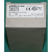Efector IM5078 IMC4020BCPKG inductive proximity switch
