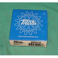 """Martin 40BS18 3/4 .75""""  Bored to Size Sprocket 3/4"""" Bore NEW"""