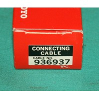 Mitutoyo connection cable 936937 guage gage height NEW