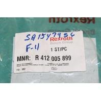 Bosch Rexroth R 412 005 899 Pneumatic Valve manifold 6 port block hamac NEW