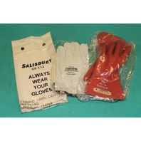 Salisbury Lineman's Glove Kit GK0011R/9 AZMC size 9 New