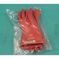 Salisbury Lineman's Gloves GK0011R/8 ASTM size 8 New