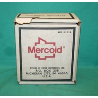 Mercoid PR-804-P1 Differential Pressure Switch NEW