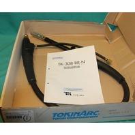 Tokinarc TK-308-RR-N Torch Assy AC Straight 0.9M NEW