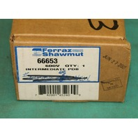 Ferraz Shawmut, 66653, Power Distribution Block Gould Wiring Ilsco Mersen 400a NEW