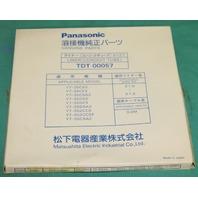 Panasonic Welding Liner TDT-00057 matsushita 1-1.4mm 3m