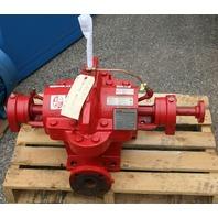 ITT Bell & Gossett HSC Type Pump Motor 150 Model 1745RPM Fire F20-A5