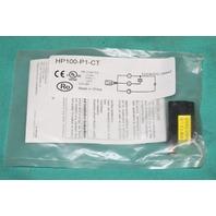 Yamatake HP100-P1-CT photoelectric sensor retro switch