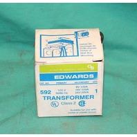 Edwards 592 Transformer 120V 50/60Hz NEW