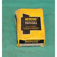 Mercoid  9-6707-SC Control Switch Contact NEW
