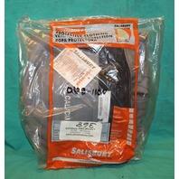 Salisbury Protective Clothing ACB4030GY Bib Overalls Size-Large Pro Wear CAL 40