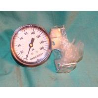 Ashcroft 586-07 Pressure Gauge 0-160psi NEW