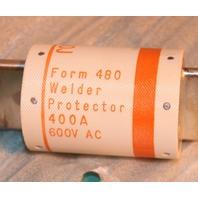 Gould Shawmut A4BX400-150J Amp Trap Fuse 600V 400A NEW