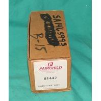 Fairchild 81442 Pneumatic Pressure Regulator 60psig NEW