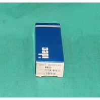 Idec DD33-F01N-BDC24 Unit Display 24VDC NEW