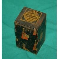 """Brown & Sharpe 710-1034-311 Round Stub Collet No.11G 17/32"""" NEW"""