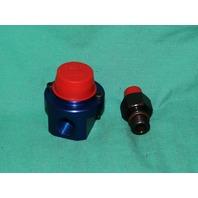 Deublin 1117-057-116 Bearingless Union Coolant M16X11.5 LH 18MM NEW