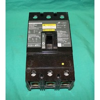 Square D, KHL36000M, Molded Case Switch, Circuit Breaker, 250A 3P 600VAC, 50/60 HZ