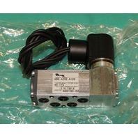 Versa KSG-4232-A120 Pneumatic Control Valve 40-175psig NEW