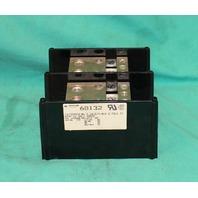Gould Shawmut Ferraz 68132 Wiring Terminal Block Distribution Power Wire 2p NEW