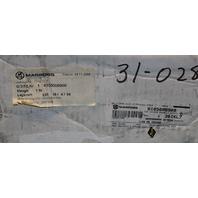 Marposs E82 Balancer Electronic Amplifier 6105006900 PanelPro Remote NEW