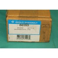 Gould Shawmut Ferraz 66553 Power Distribution Block NEW