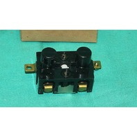 Magnetek SBPU-A 2 Button Pushbutton Switch 0821-0952 Push single speed NEW