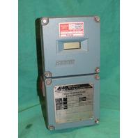 Foxboro 8000-SA10 Magnetic Flow Transmitter 8000Series 120V 4-20mA