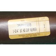 "Millersburg 1-3/4""  1.75"" Std Hand Expansion Reamer Straight Flute 7589888 NEW"