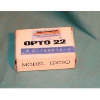 Opto 22 IDC5Q I/O Module NEW